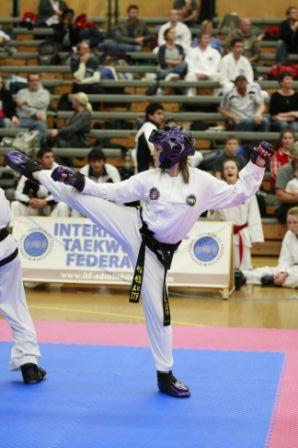 Junior Sparring