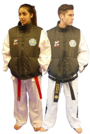 Official UKITF Body Warmer