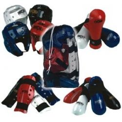 Macho Dyna Closed Finger Combat Kit