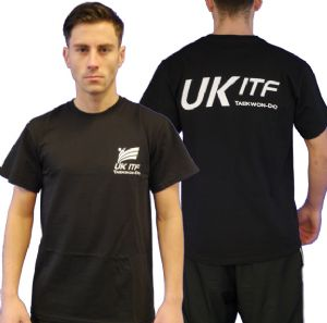 Official UK ITF T-Shirt